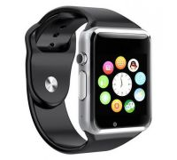 Смарт часы Smart Watch A1 Black