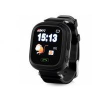 Смарт-часы Smart Watch Q90 GPS Black